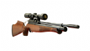 Air Arms S410 Precharged PCP Air Rifle - Beech